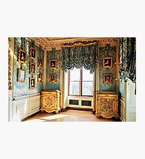 Lámina fotográfica Rococo Room- (Ver más grande!)