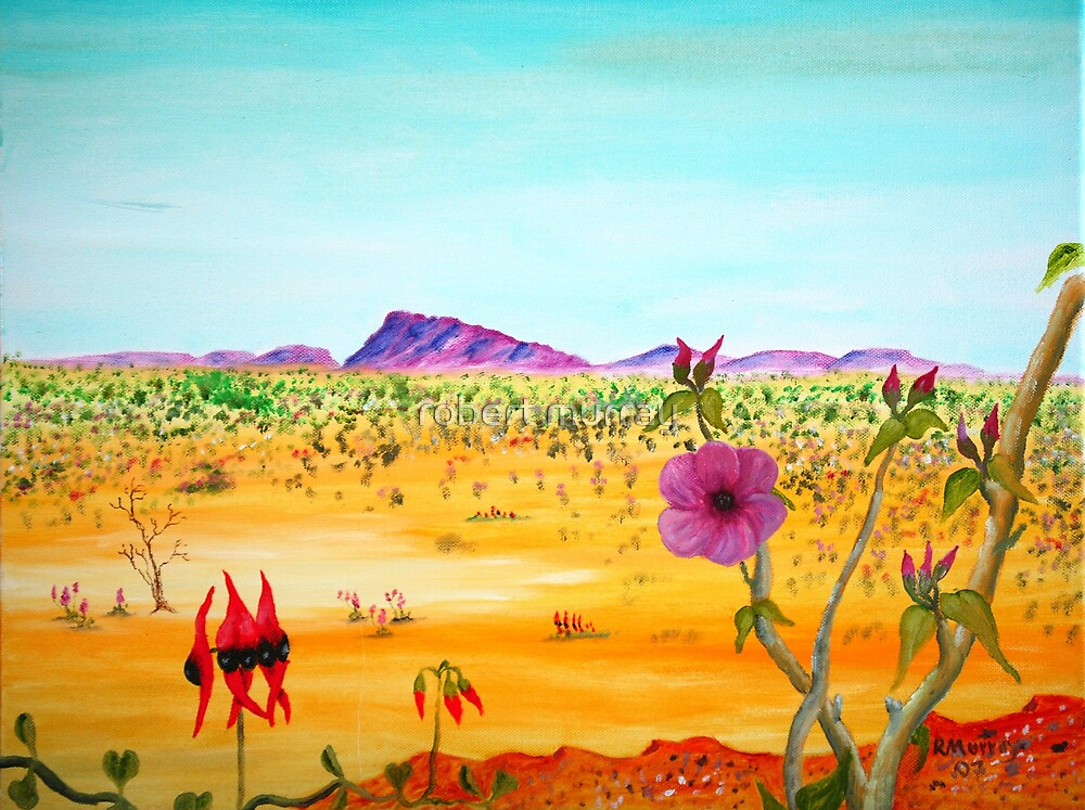 Mt Wedge by robert murray