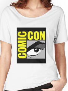 Comic con 2017 Women's Relaxed Fit T-Shirt