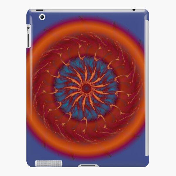 Bronzed on Blue iPad Snap Case