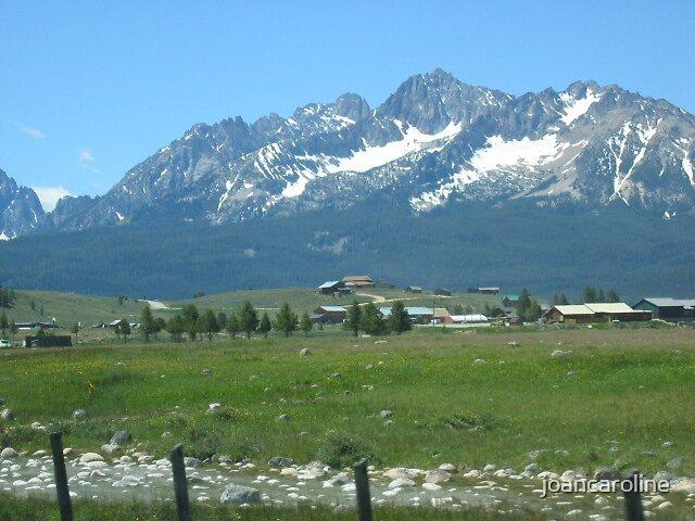 countryside by joancaroline