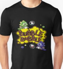 Gaming [C64] - Bubble Bobble Unisex T-Shirt