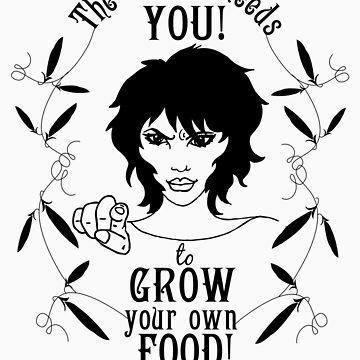 Grow Food! by NCGardens