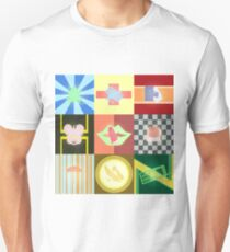 Welcome to the NHK Puzzle Unisex T-Shirt
