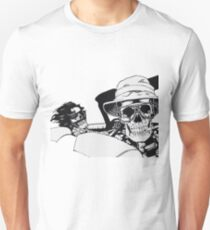 Fear And Dying In Las Vegas Unisex T-Shirt
