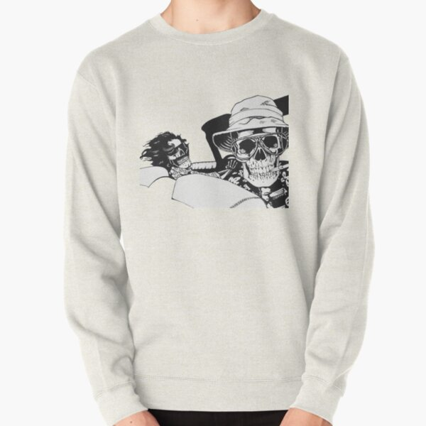 Fear And Dying In Las Vegas Pullover Sweatshirt
