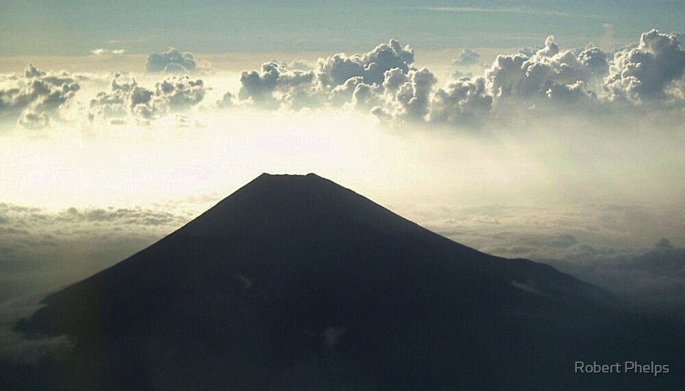 Mt. Fuji by Robert Phelps