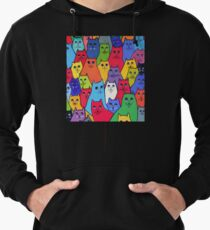 The Cat Pack Lightweight Hoodie