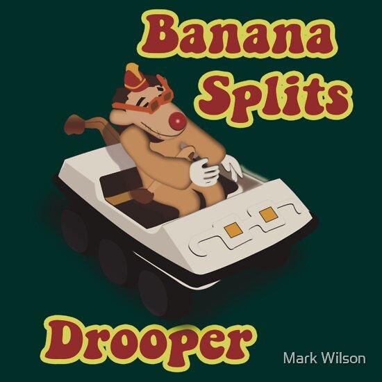 TShirtGifter presents: Drooper - Banana Splits TV Show