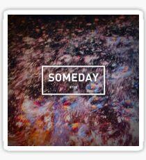 someday - btob Sticker