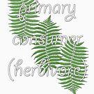 Primary Consumer (Herbivore) by peaceofpistudio