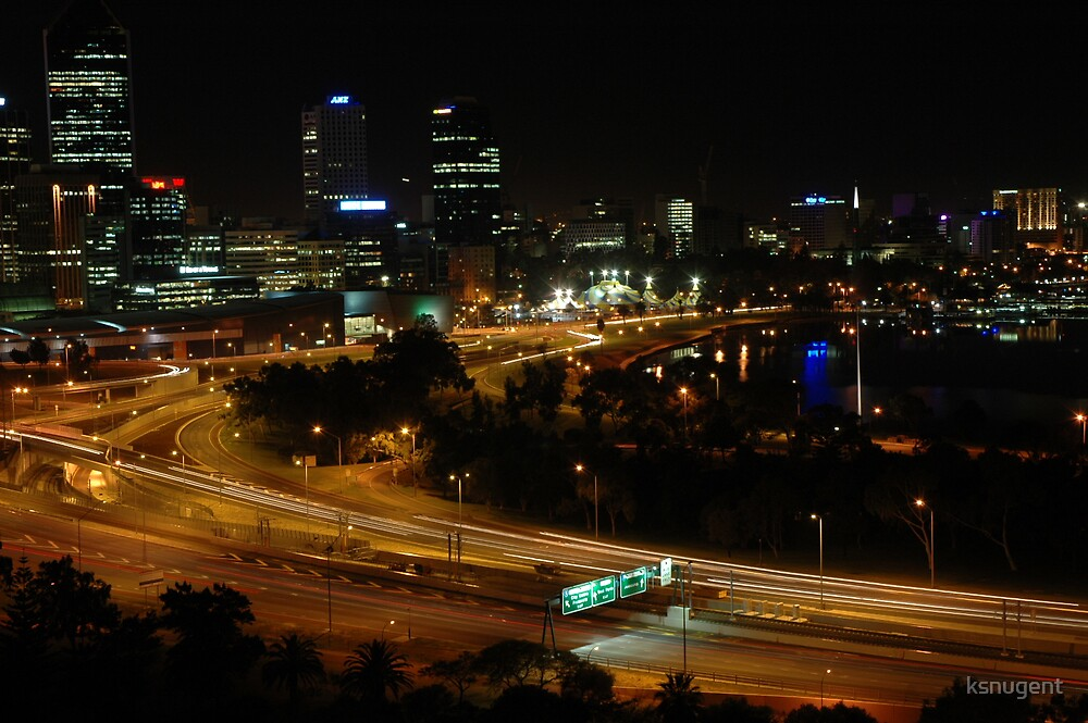 One Night in Perth by ksnugent