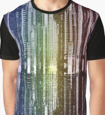 Graphite City Graphic T-Shirt