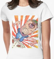 Psychedelic-Trippy City Troll T-Shirt