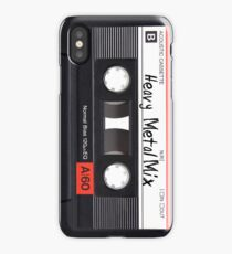 Heavy Metal Mix iPhone Case