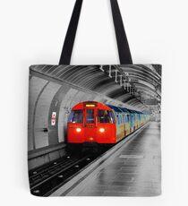 Lonely Underground Tote Bag