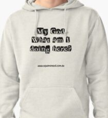 The Big Question? Pullover Hoodie