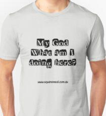 The Big Question? Unisex T-Shirt