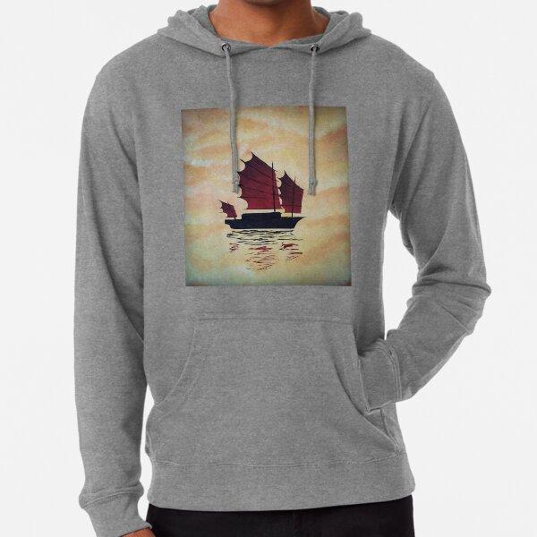 Sky Ship Lightweight Hoodie