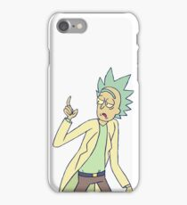 Rick Sanchez: Rick and Morty iPhone Case/Skin