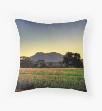 Stirling Sunset Throw Pillow