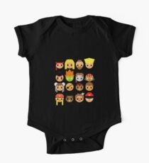 Street Fighter 2 Turbo Mini Kids Clothes