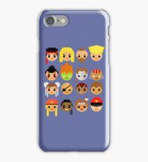 Street Fighter 2 Turbo Mini iPhone Case/Skin