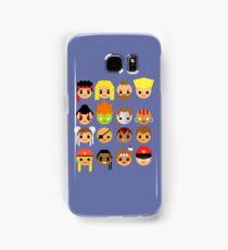 Street Fighter 2 Turbo Mini Samsung Galaxy Case/Skin