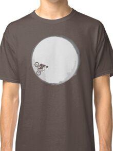 BMX tunnel rider  Classic T-Shirt