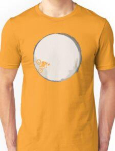 BMX tunnel rider  Unisex T-Shirt