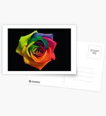 Rainbow III Postcards