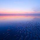 beautiful night at the beach by Enjoylife