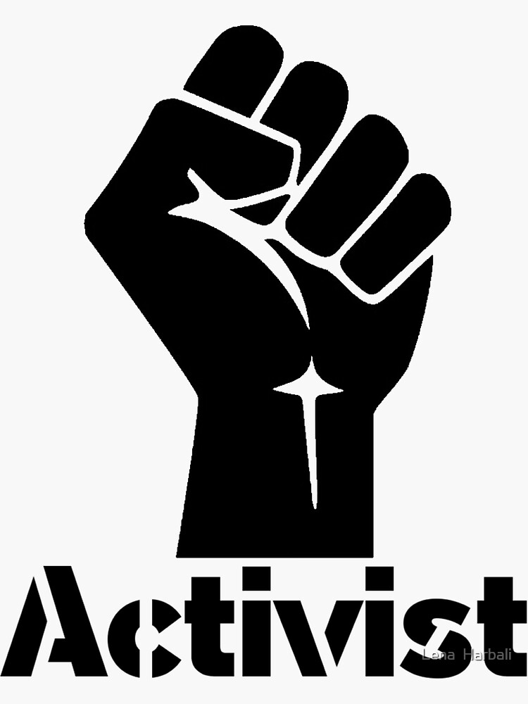 Activist Fist  by LenaYH