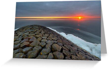 Cold winter landscape by Enjoylife