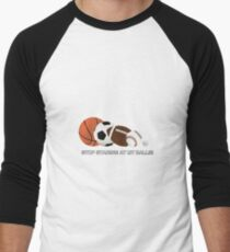 Sports Fan Men's Baseball ¾ T-Shirt