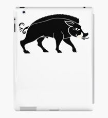House Crakehall iPad Case/Skin