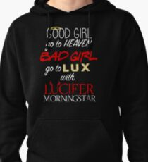 Go to Lux with Lucifer Pullover Hoodie