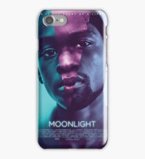 Moonlight Poster iPhone Case/Skin