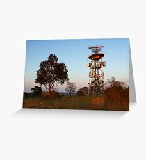 Woodlands Historic Park Greeting Card