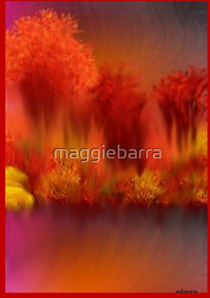 The Color of Autumn by maggiebarra