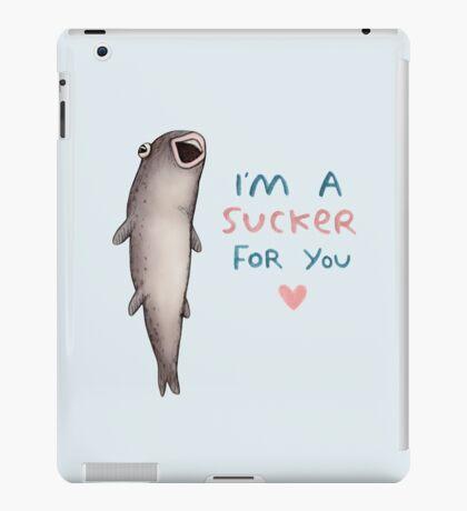 Suckerfish iPad Case/Skin