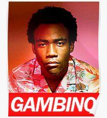 gambino Poster