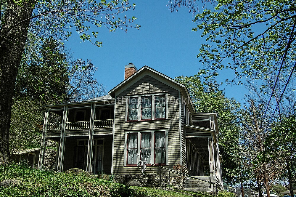 Another Old Home by Kathleen Struckle