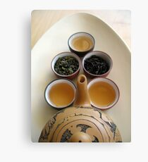Chinese Tea Canvas Print