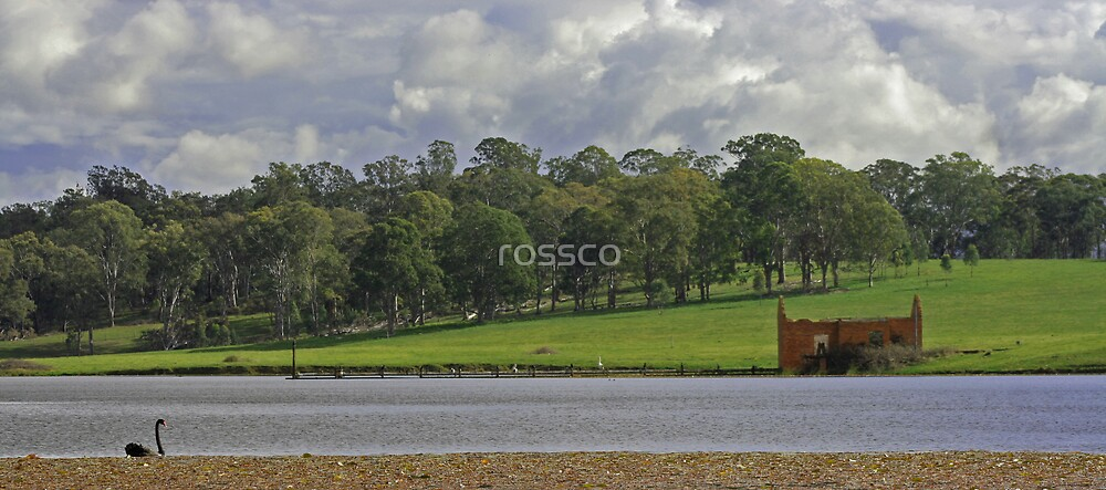 Browns Dam & Pumphouse by rossco