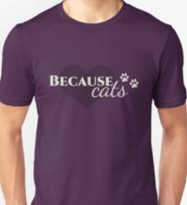 Cat Appreciation Unisex T-Shirt