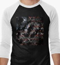 RightOn Amerald Men's Baseball ¾ T-Shirt