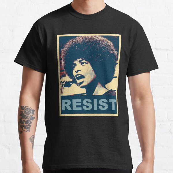 Angela -RESIST Classic T-Shirt