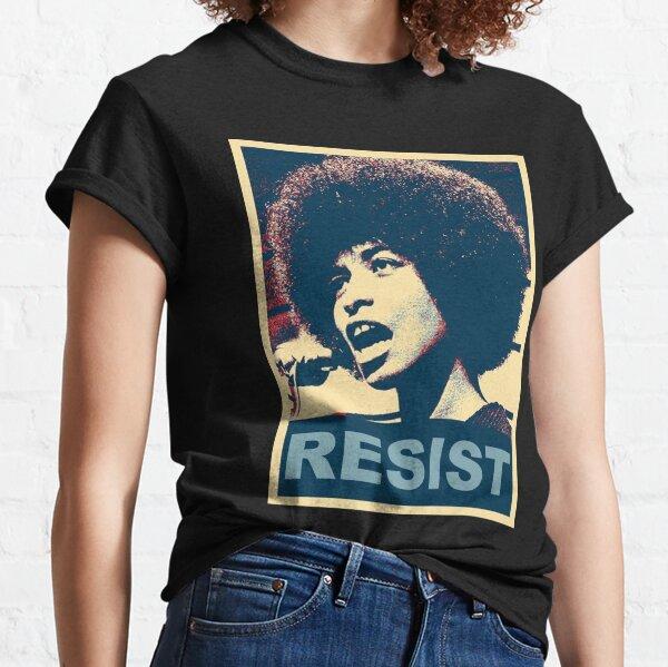 Angela -RESIST Classic T-Shirt