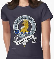 MacGregor Despite Them  Women's Fitted T-Shirt